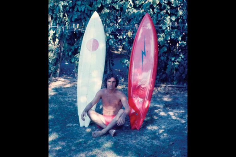 Sidão na temporada havaiana de 1976/77