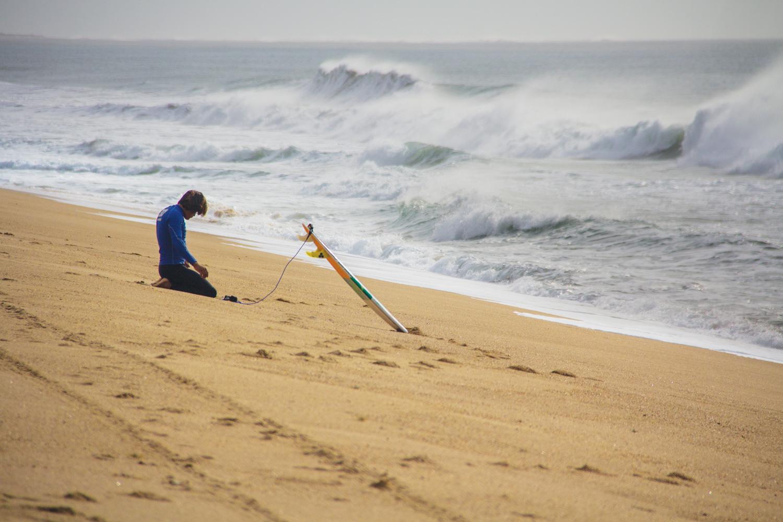 Sem laudo oficial, em dezembro, cada instante antes da queda no Point era de reflexão para Lucas Teixeira e quem se aventurava a surfar em Regência.