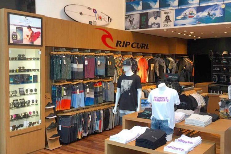 c8797be36 Rip Curl abre nova loja exclusiva em Balneário Camboriú - Hardcore