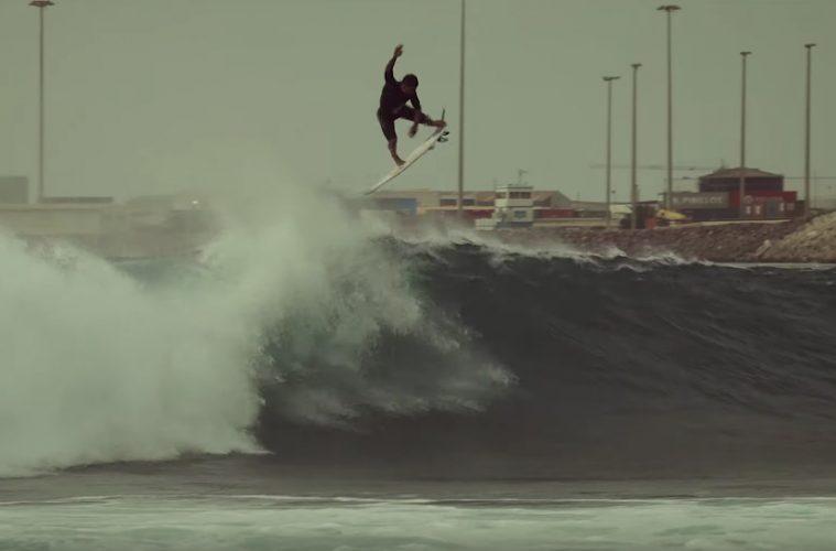 Italo Ferreira decola em Cabo Verde