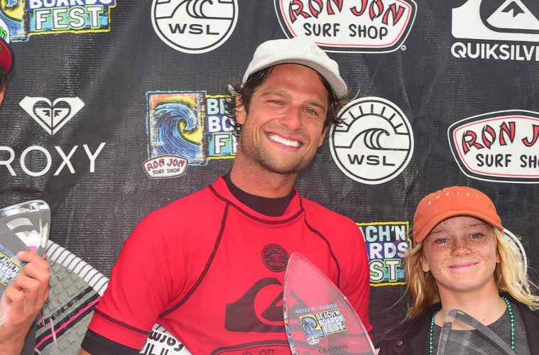 Matheus Navarro, campeão na Flórida