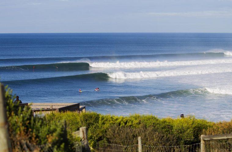 Previsão de boas ondas para Bells Beach