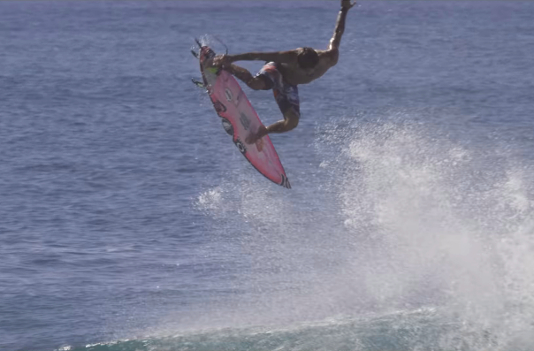 Filipe Toledo na Gold Coast
