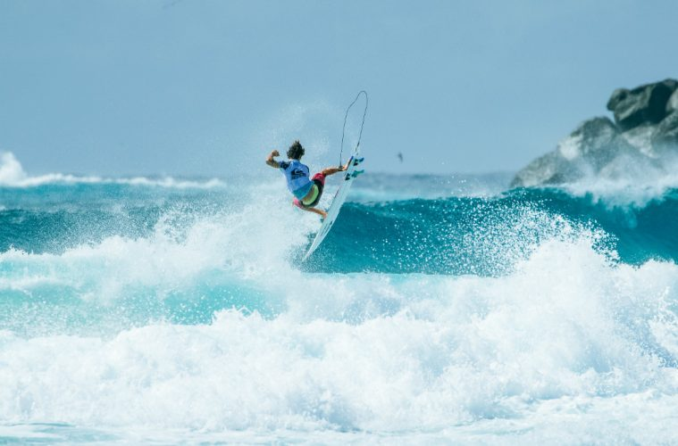 Mateus Herdy no Quik Pro Gold Coast