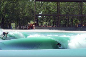 Piscina de ondas de Waco, Texas
