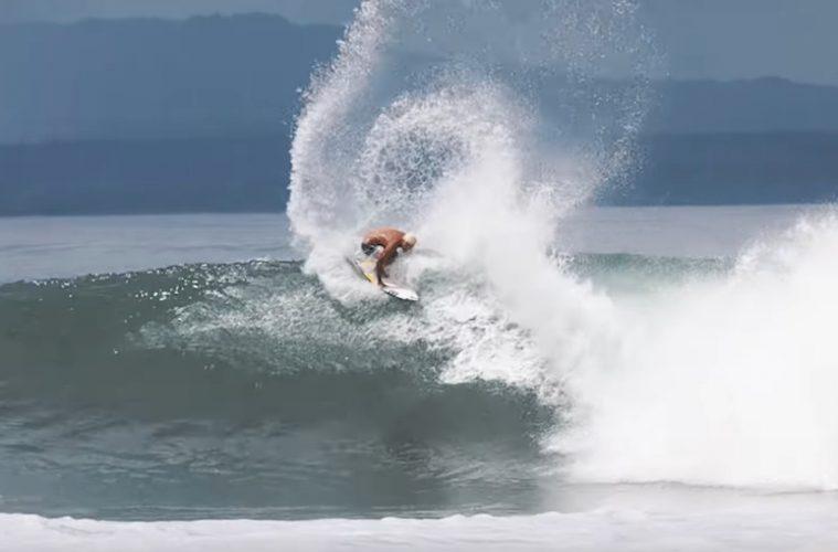 Italo Ferreira em Bali, 2019
