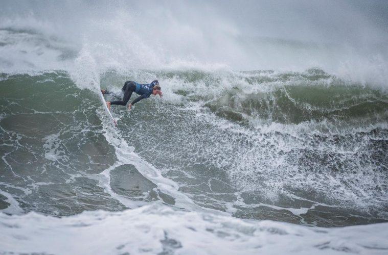 Jacob Willcox em Bells Beach
