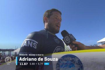 Adriano de Souza, US Open 2019