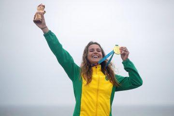 Chloé Calmon, ouro no Pan de Lima 2019
