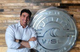 Ivan Martinho, novo chefe da WSL para a América Latina