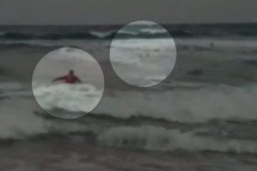 Bombeiro de folga faz resgate na zona sul do RJ