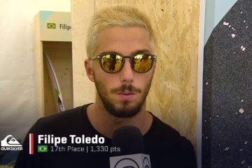 Filipe Toledo, França, 2019