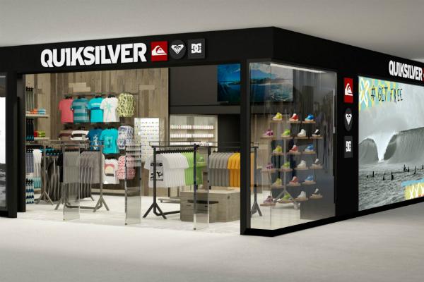 A Quiksilver, uma das maiores e mais respeitadas empresas de esportes de  ação do mundo, inaugura sua primeira loja na capital paulista no Shopping  Iguatemi ... cb62ef23bd