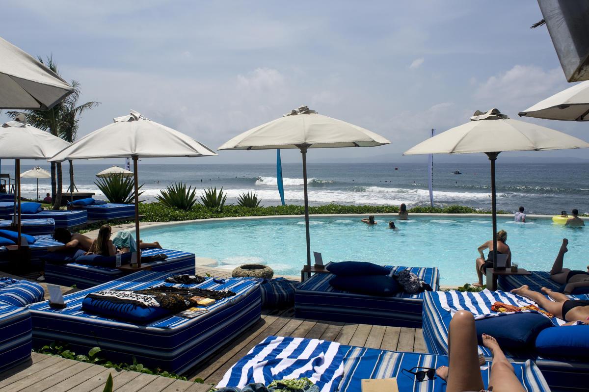 Experiência VIP à venda para etapa de Keramas, em Bali