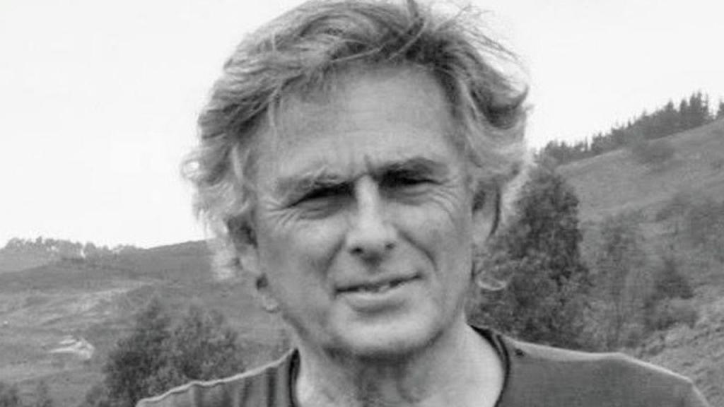 Rafael Riancho, fotógrafo falecido em Nazaré
