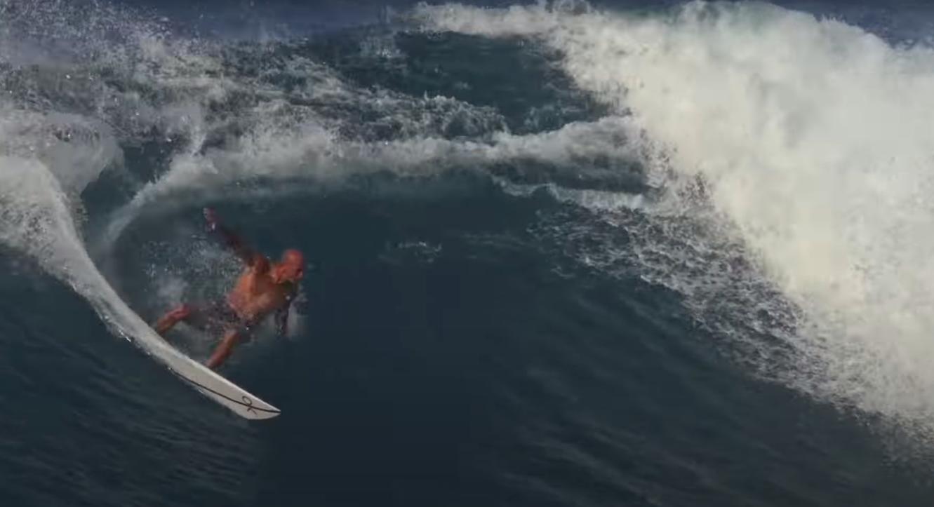 Kelly Slater no Havaí