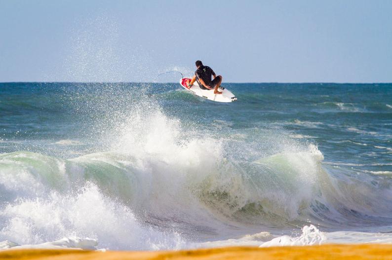 movimentos para surfar mais forte e mais fluído