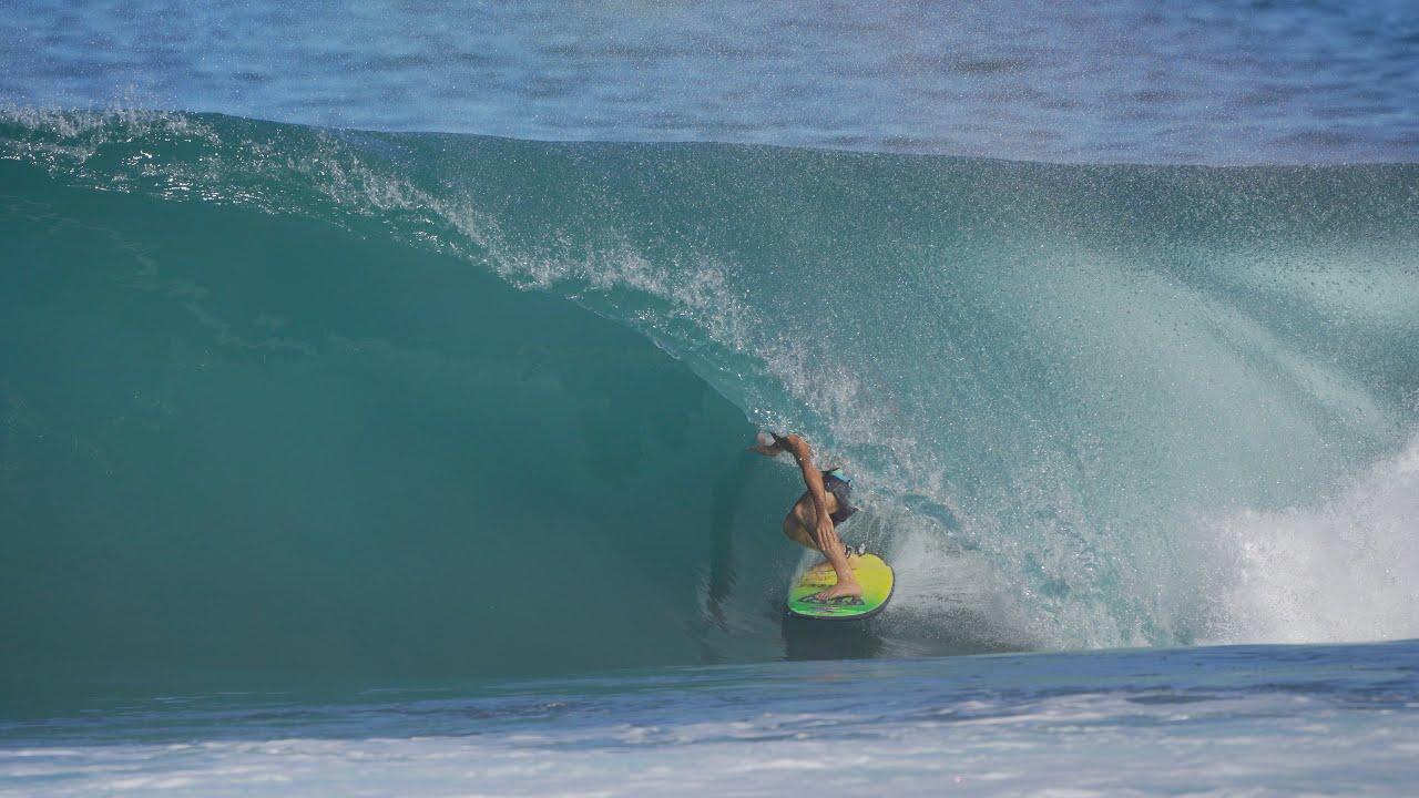 Mason Ho desafia Slab havaiano