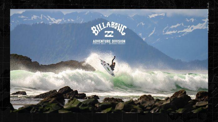 Chris Burkard leva equipe da Billabong ao Alaska
