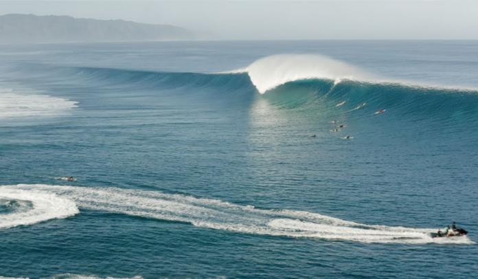 super swell no havaí