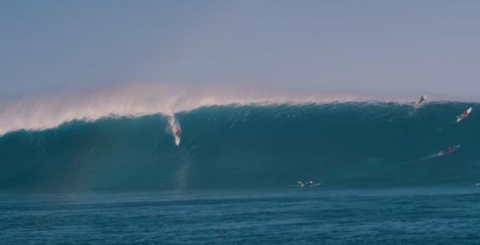 Como superar o medo no big surf? Koa Rothman responde