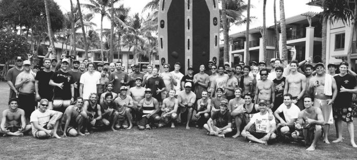 BWRAG lança curso online de segurança no surf