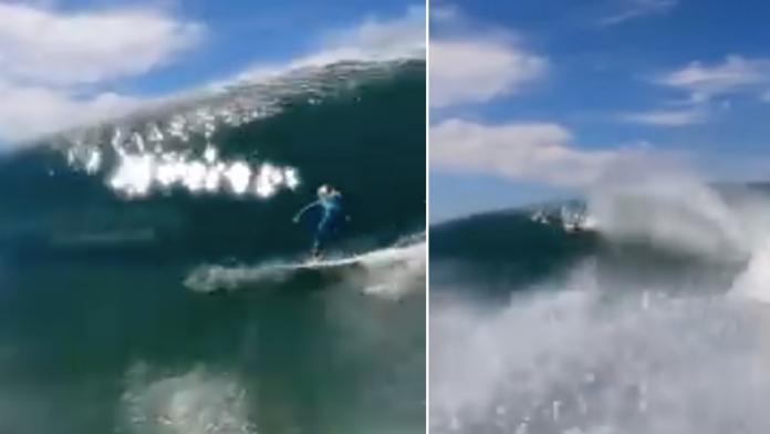 Sierra Kerr redesenha limites da performance do surf feminino