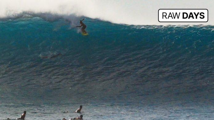 O vídeo a seguir te leva para uma viagem de surf mental de 17 minutos para Pipeline, North Shore, Oahu, no Havaí.