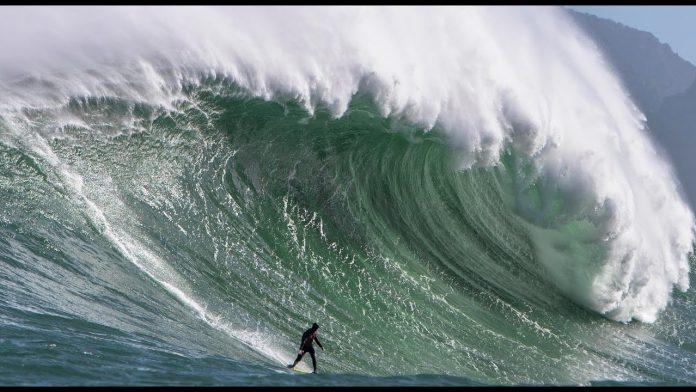A origem e o futuro do big surf na África do Sul
