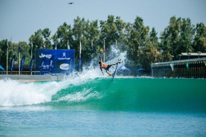 Surf Ranch Pro: Medina avança e garante vaga antecipada na final