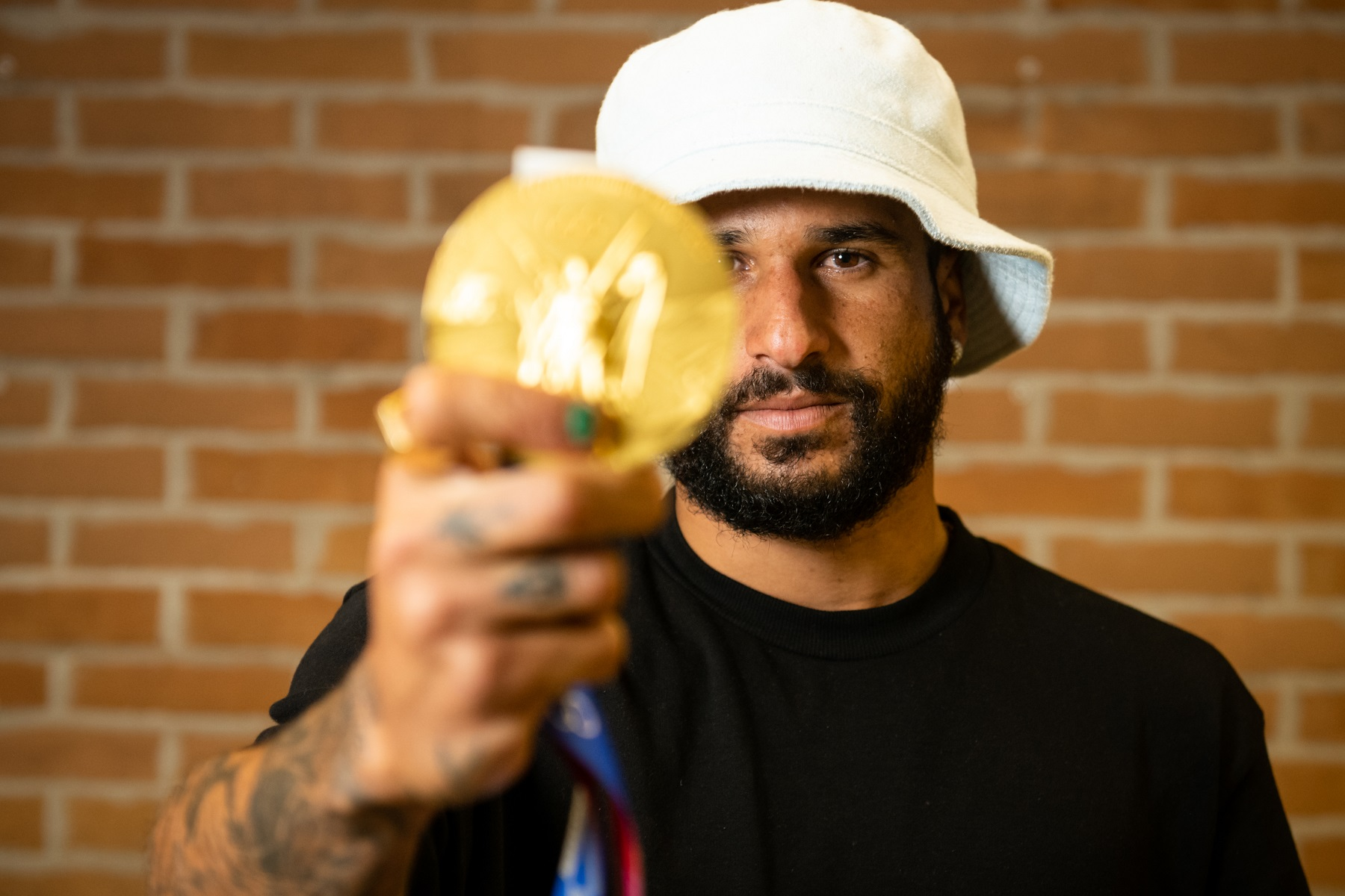 Italo Ferreira conquista olímpica
