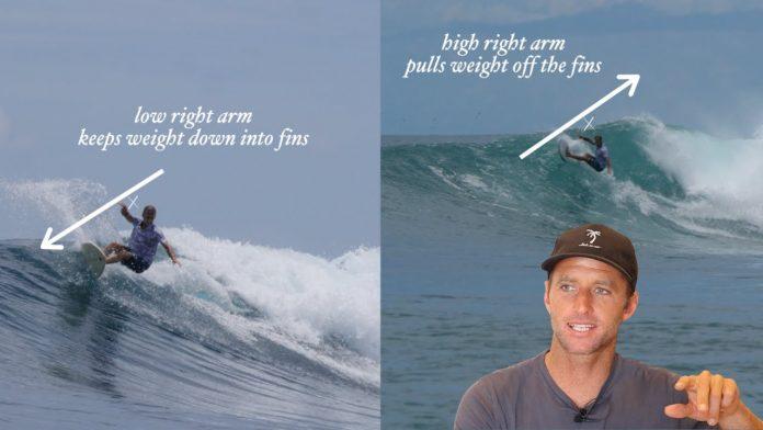O beabá da biquilha com Josh Kerr: assista a uma verdadeira aula a respeito de biquilhas com o surfista australiano