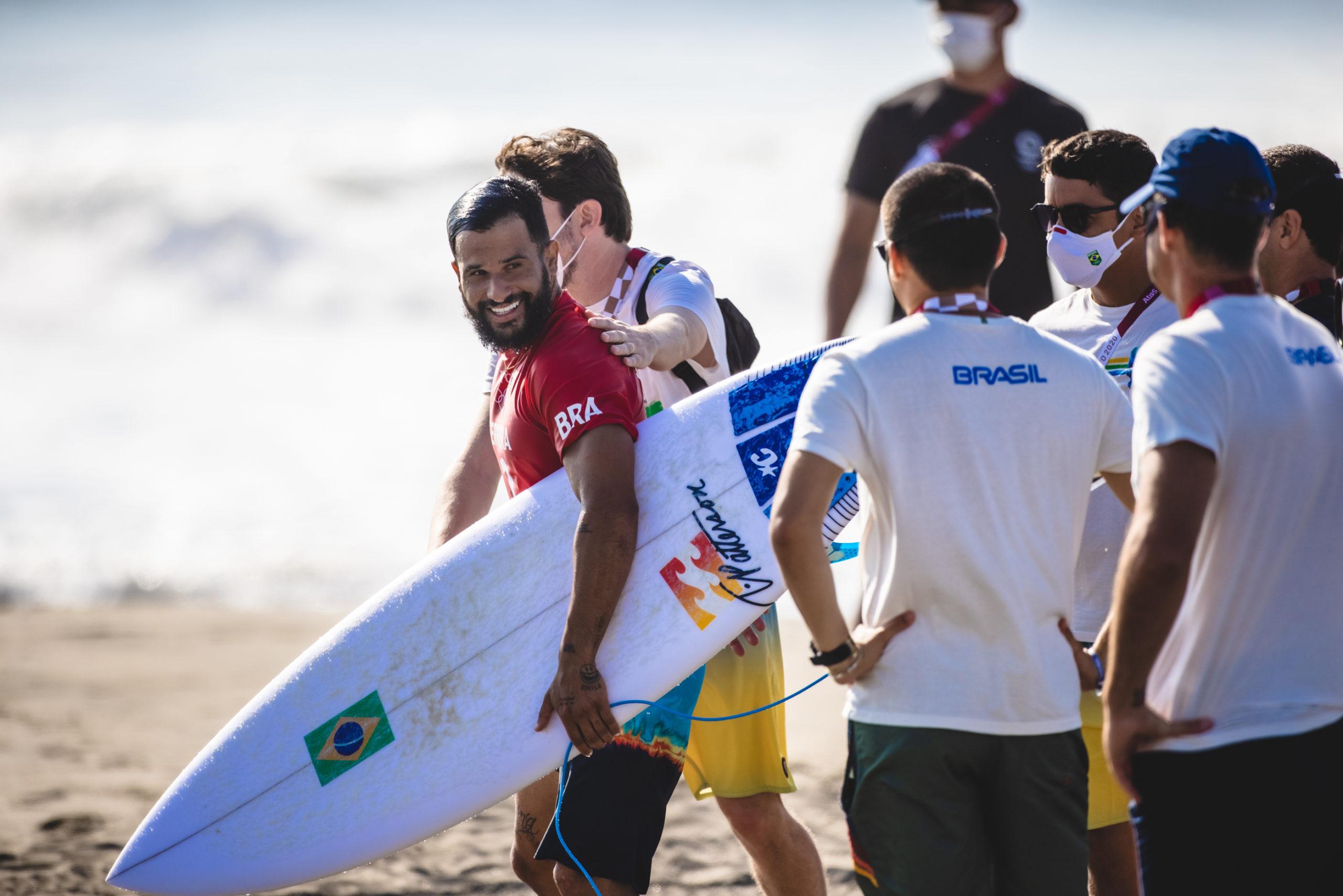 Italo e Medina estão classificados para próxima fase nas Olimpíadas