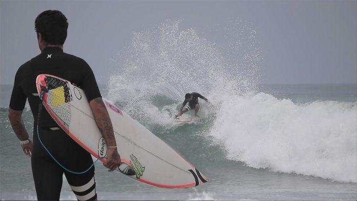 Além das Olimpíadas: Filipe Toledo e outros treinam em Trestles