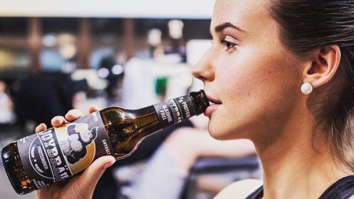 Conheça a cerveja proteica que te ajudará a ganhar massa muscular