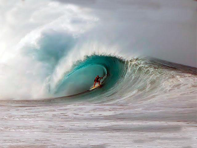 SUP em Puerto Escondido