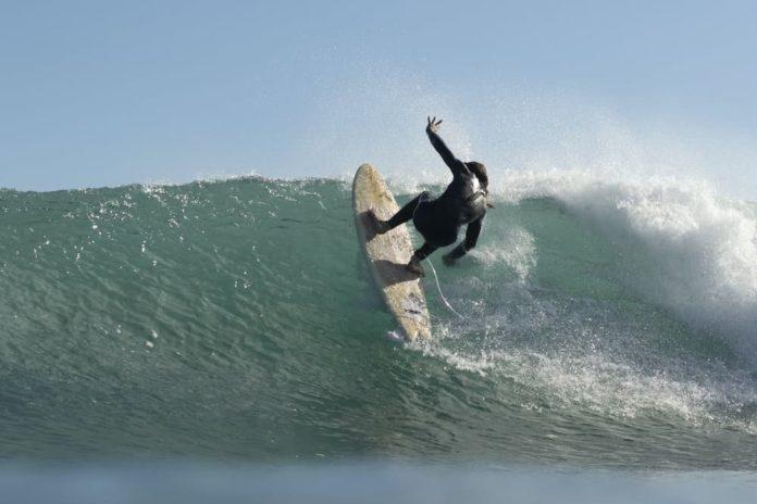 surf sem quilhas