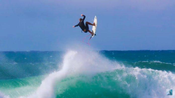 Primeiro sólido swell chega ao Havaí