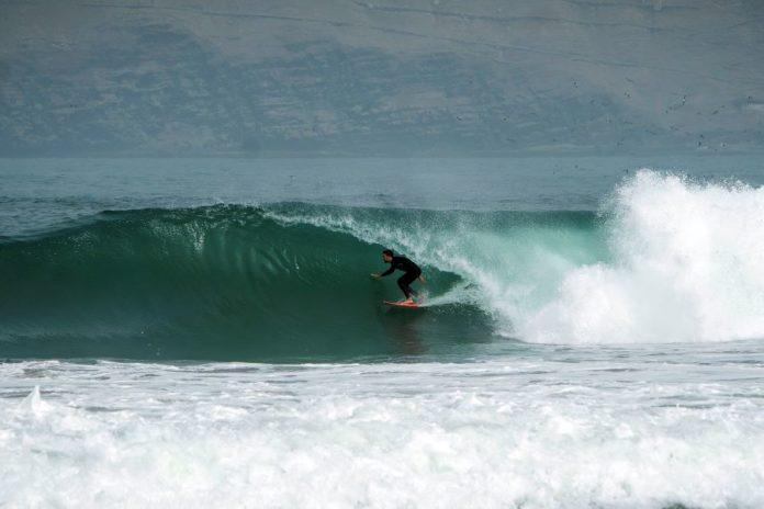 ondas desconhecidas em Lima
