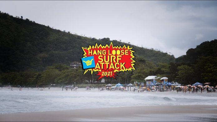 Assista aos melhores momentos do Surf Attack